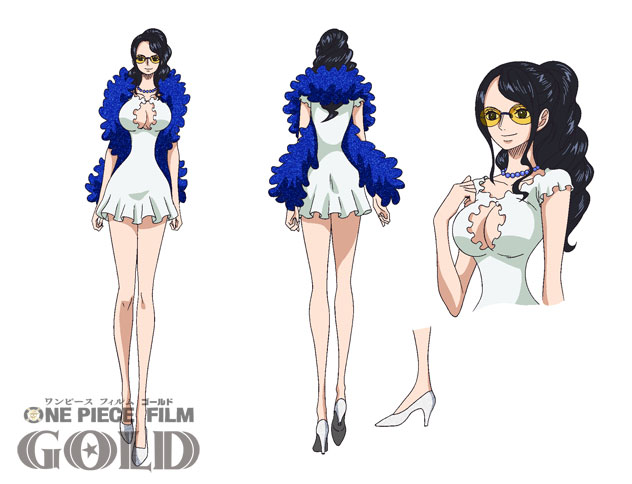 Nico Robin Film Gold  One Piece  Know Your Meme
