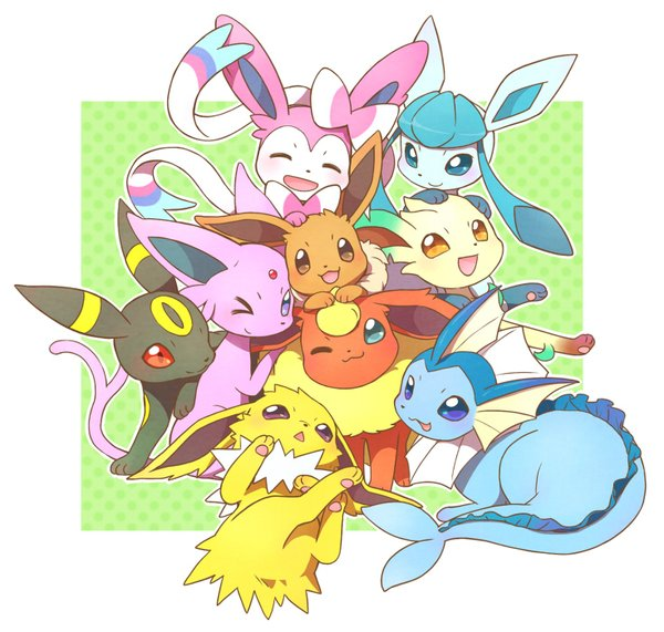 GLACEON! where are you?! — Búsqueda familia Dupont (1/1) 839