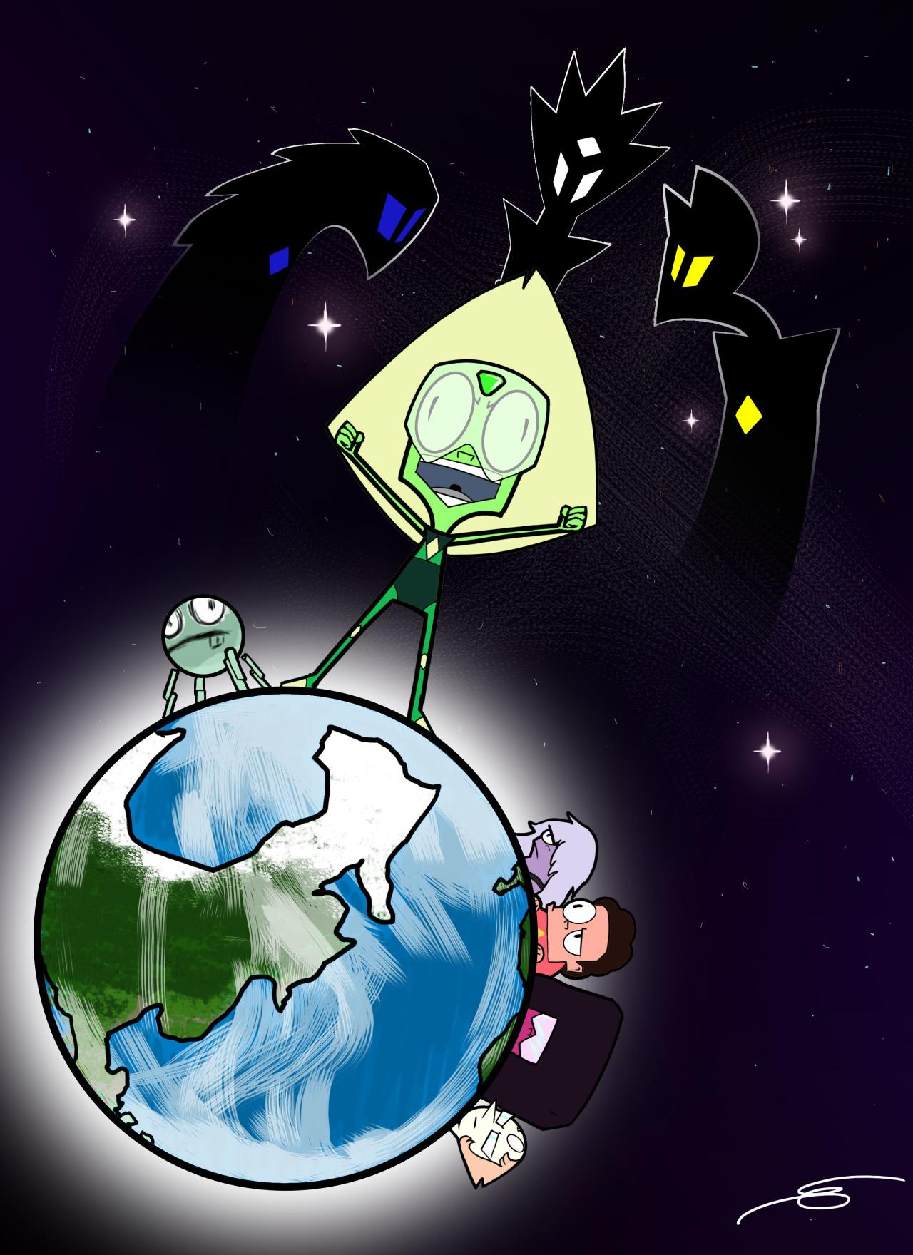 Invader Peri Steven Universe Know Your Meme