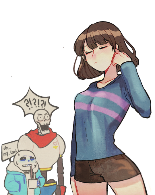 Pick Those Jaws Up Off The Floor Boys Undertale Know