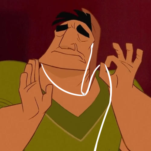 570 when your headphones are broken and you find that position that's