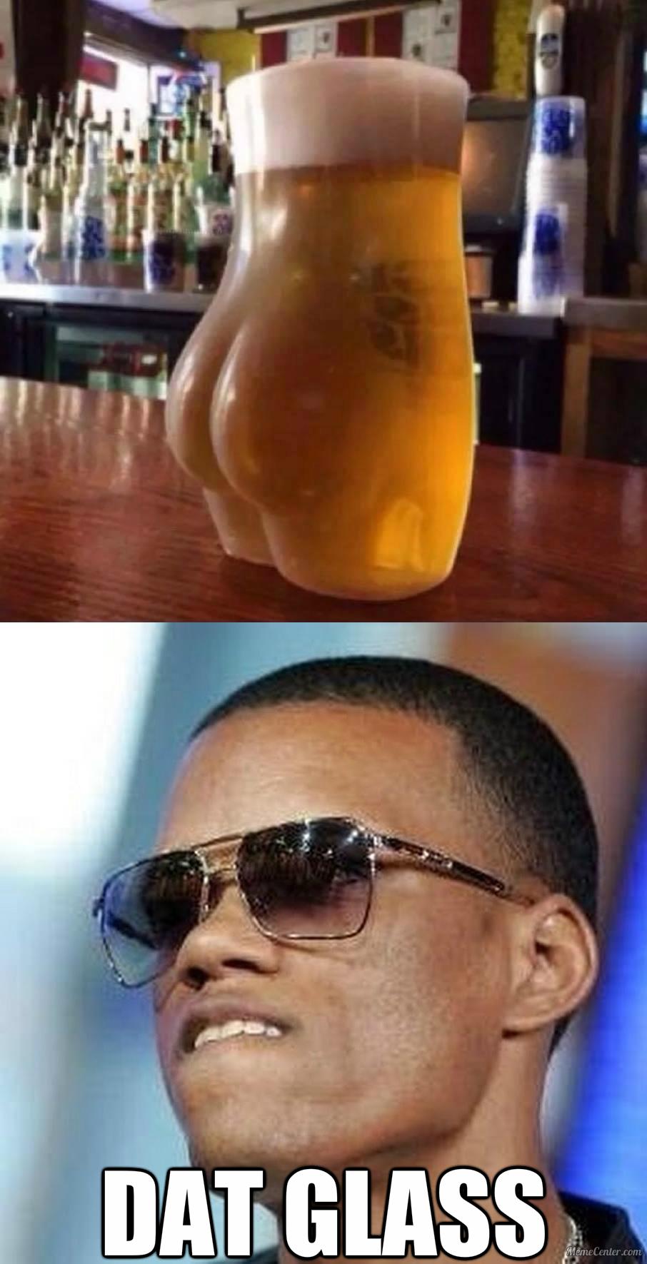 Dat Ass Glasses 58