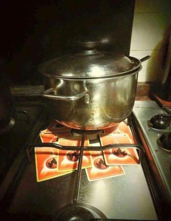 df4 fire energy cards pokémon know your meme