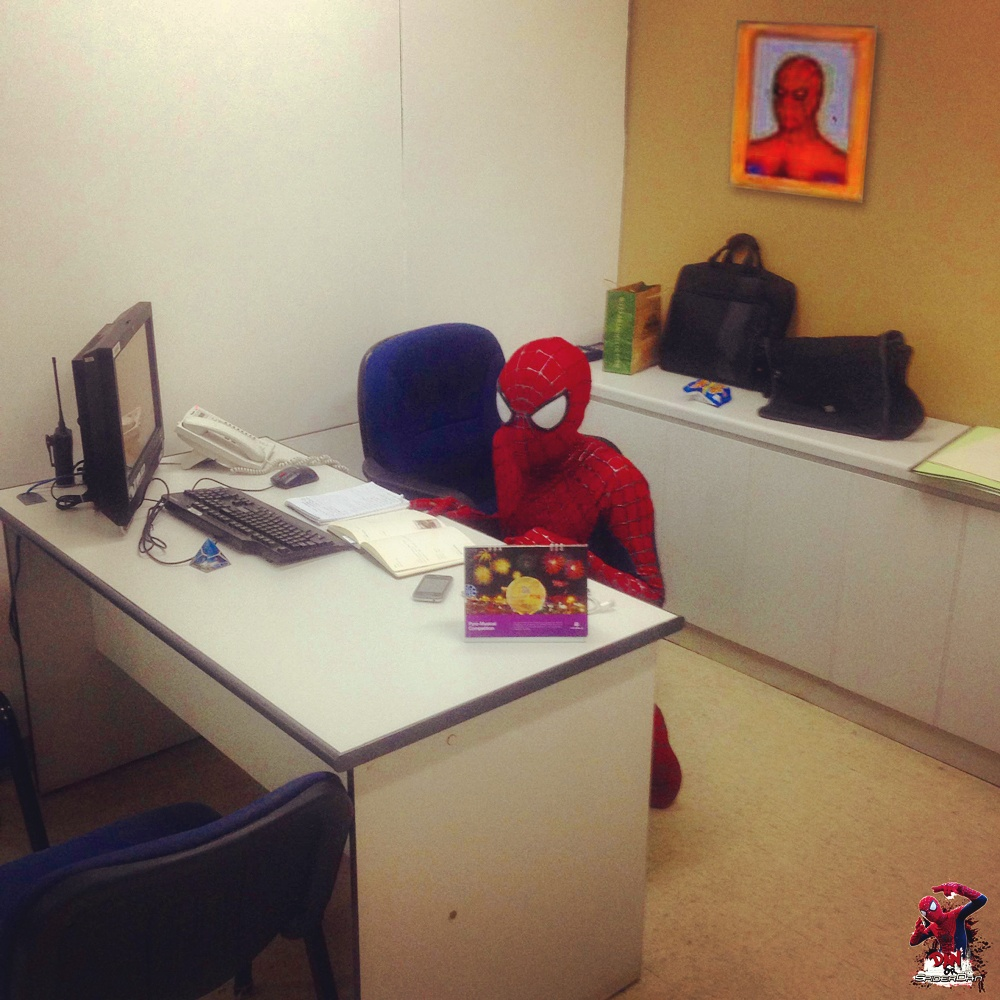 6f3 spider man just sitting there 60's spider man know your meme