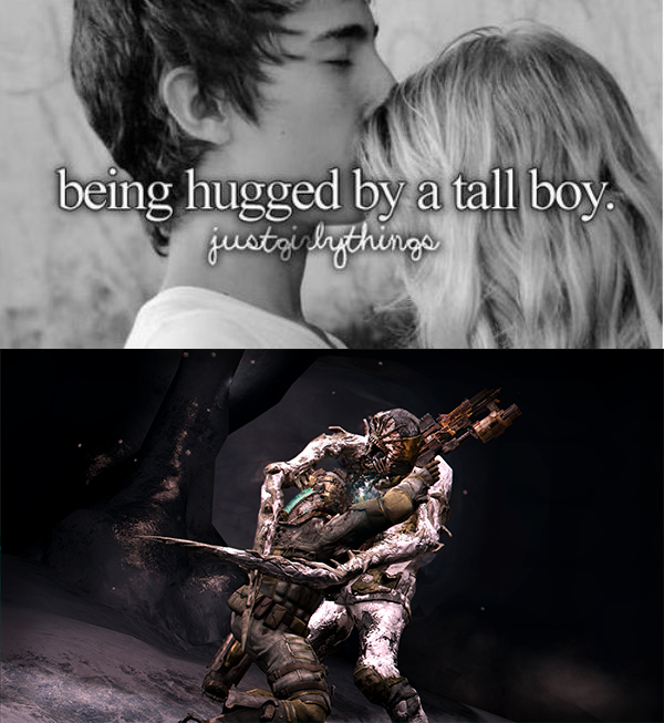 e53 just dead space things just little things know your meme