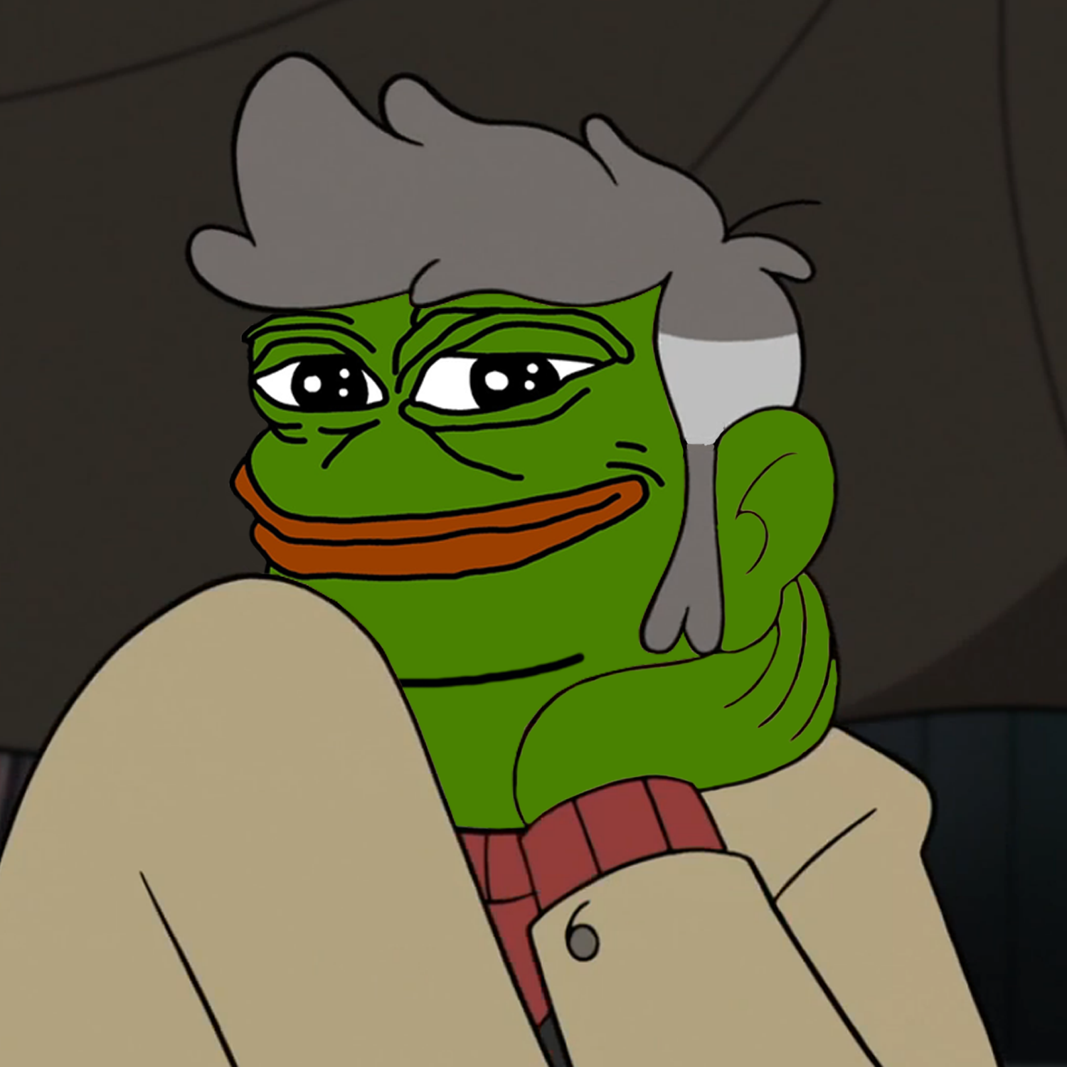 f1f unattainabelle pepe smug frog know your meme,Know Your Meme Pepe