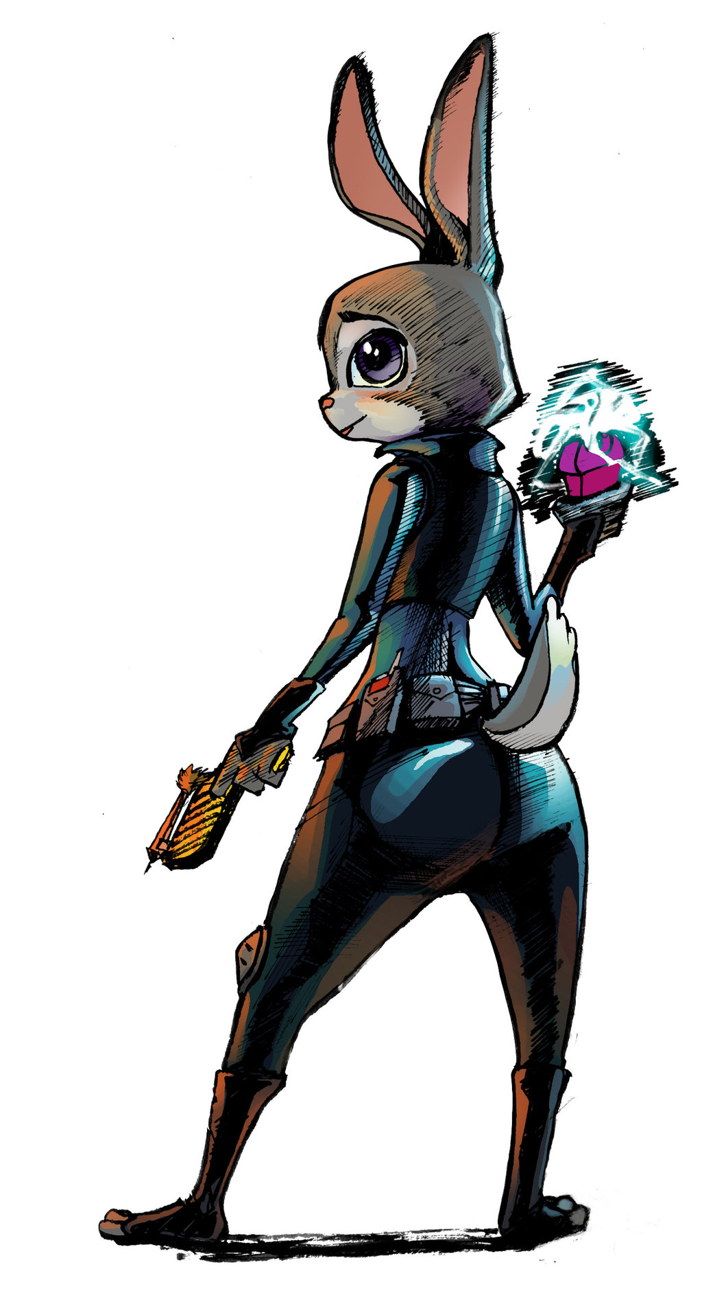 judy hopps: too sexy | zootopia | know your meme