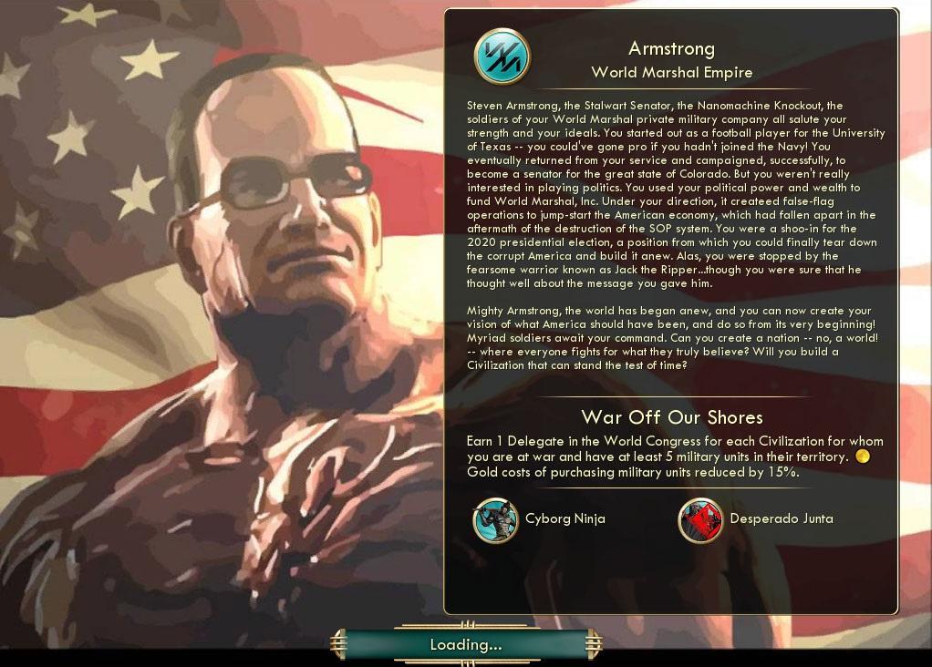 They Ll Make America Great Again Nanomachines Son