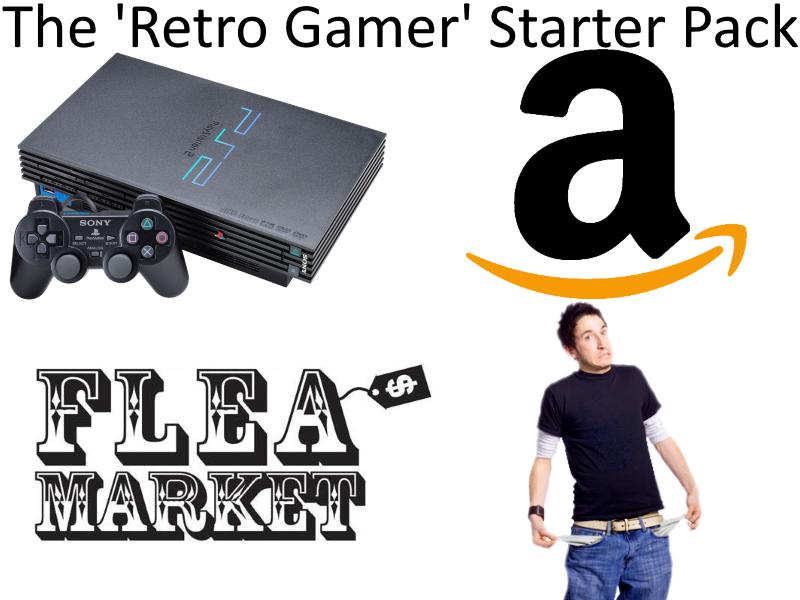 373 retro gamer' starter packs know your meme