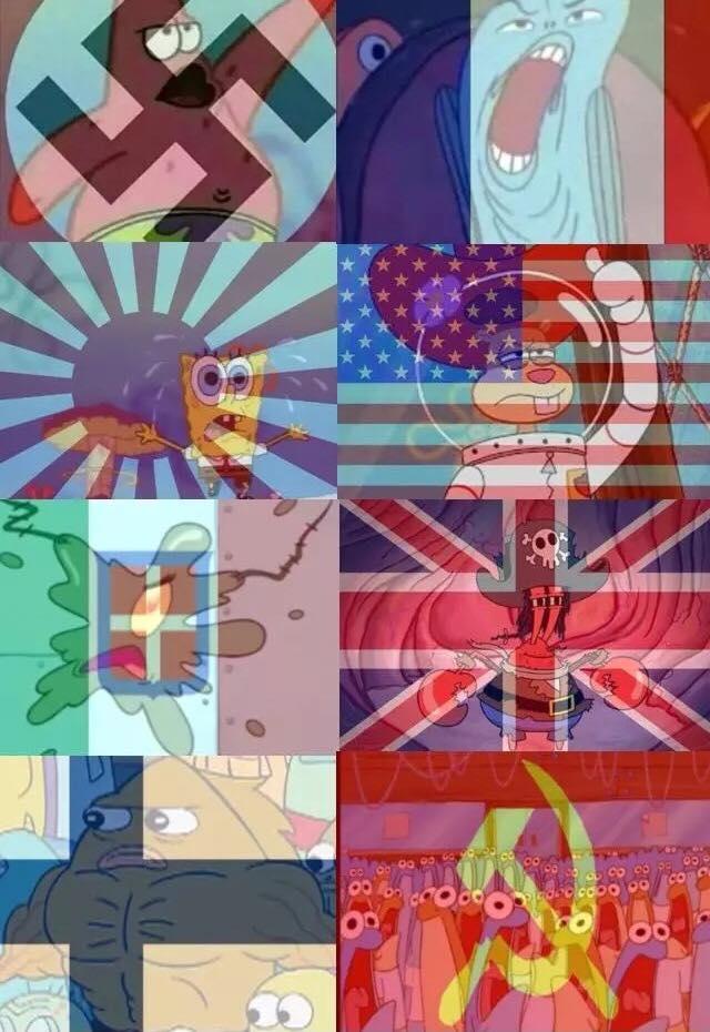 world war ii in a shellnut know your meme