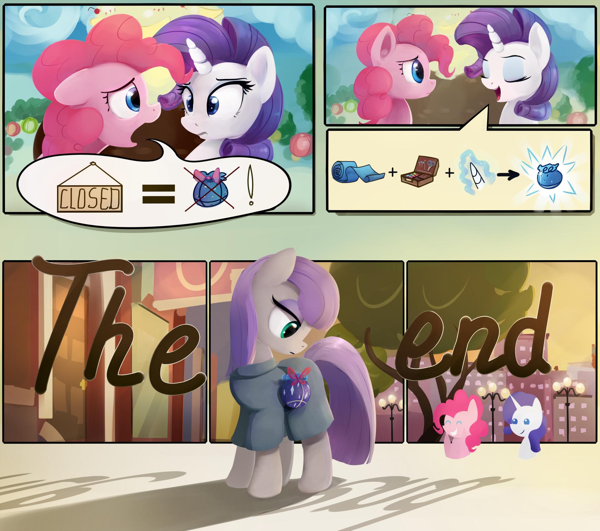 alternate ending e03 by ScootieBloom | My Little Pony: Friendship ...