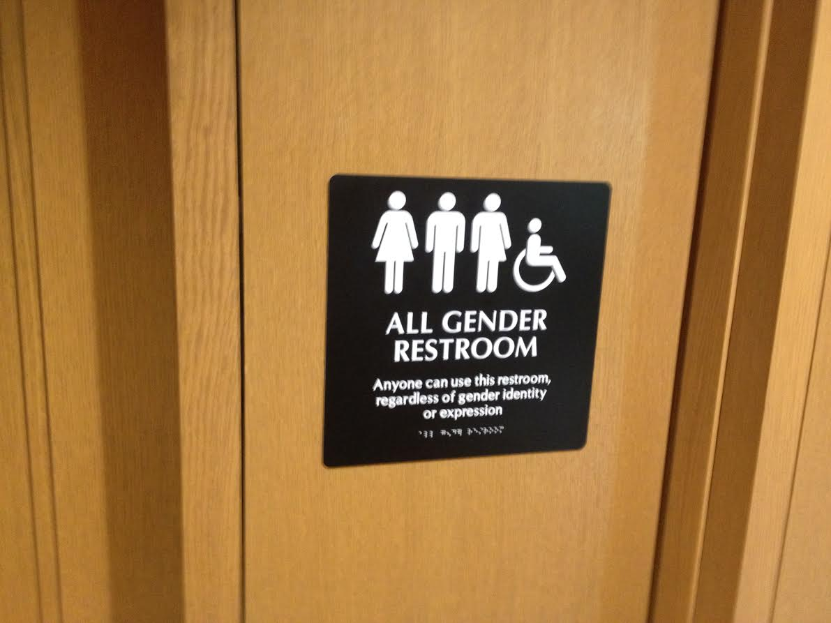 All Gender Restroom | Transgender Bathroom Debate | Know ...
