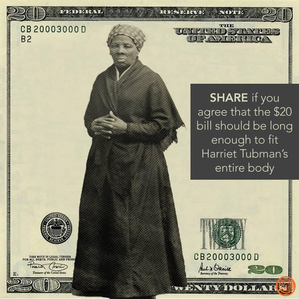 983 clickhole harriet tubman on $20 bill know your meme