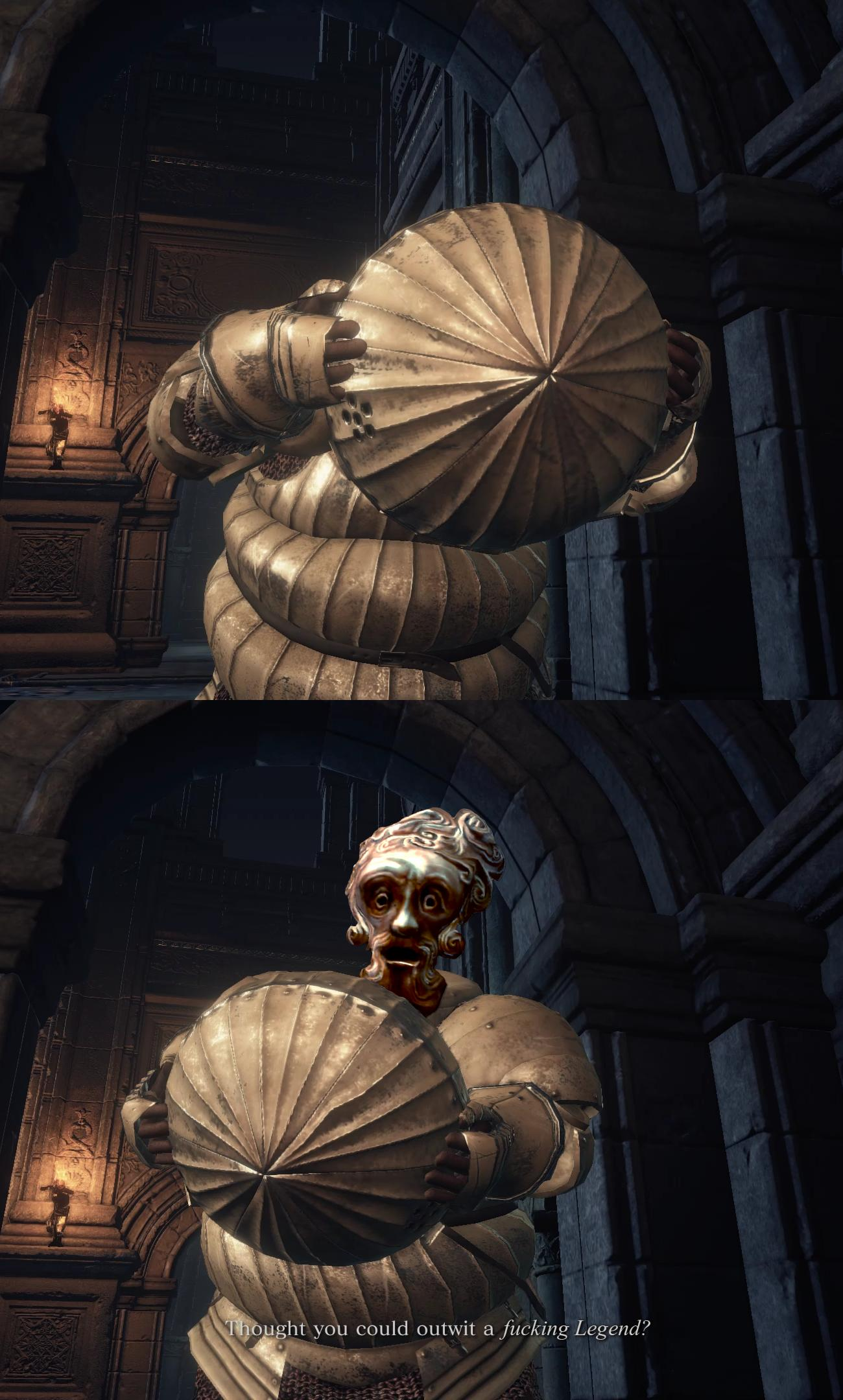 Mask Of The Father Dark Souls