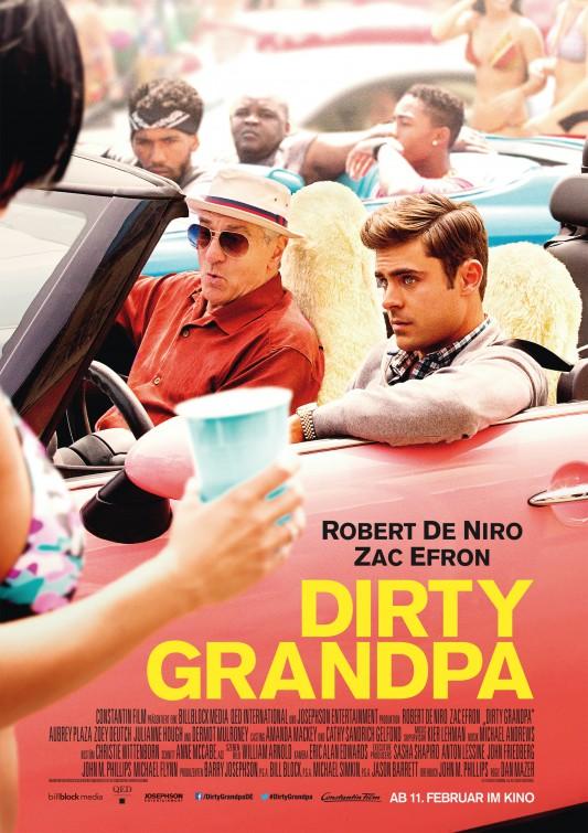 نتيجة بحث الصور عن Dirty Grandpa 2016