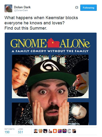 d0e gnome alone keemstar know your meme