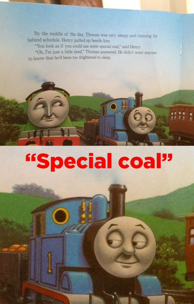 435 special coal thomas the tank engine know your meme