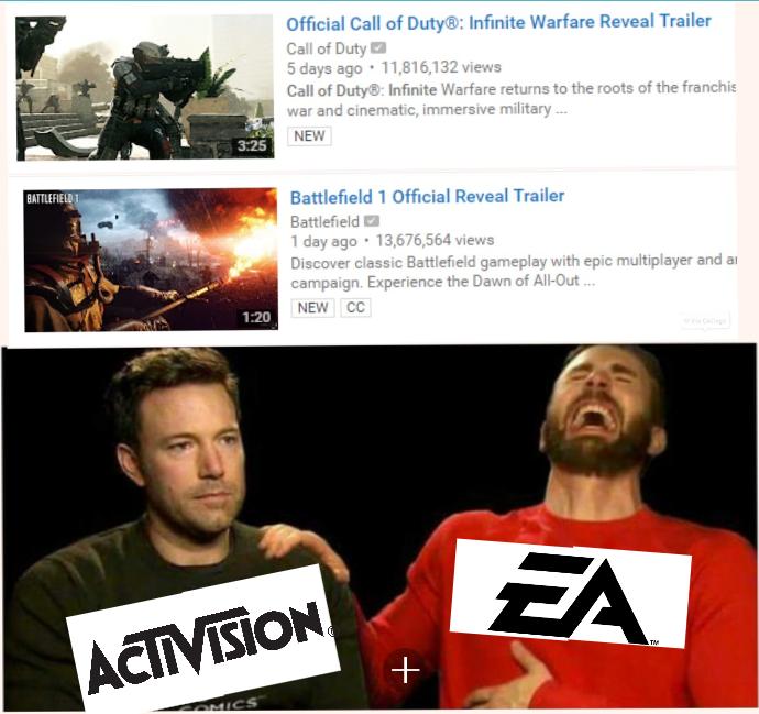 700 battlefield v call of duty dawn of gaming sad affleck know