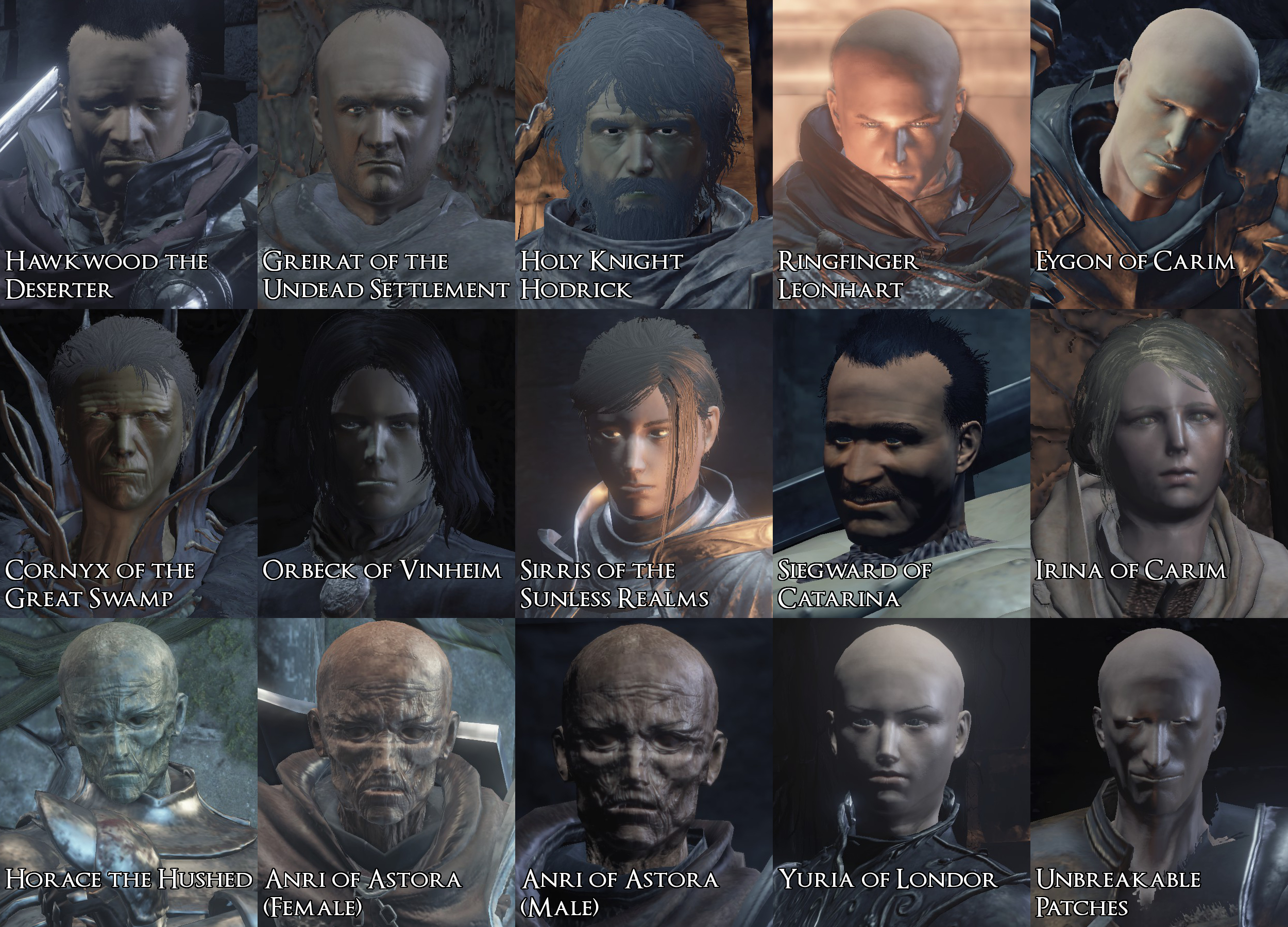 fa6 dark souls 3 characters without helmets dark souls know your meme,Dark Souls 3 Memes