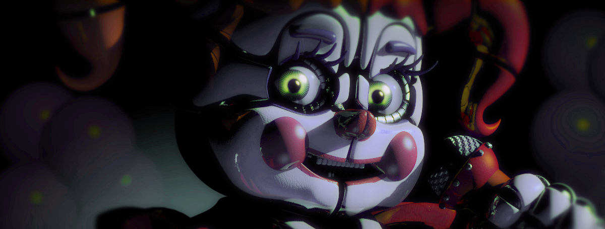 baby from fnaf sister