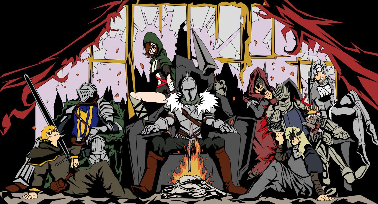 Darks Souls  Herald Build