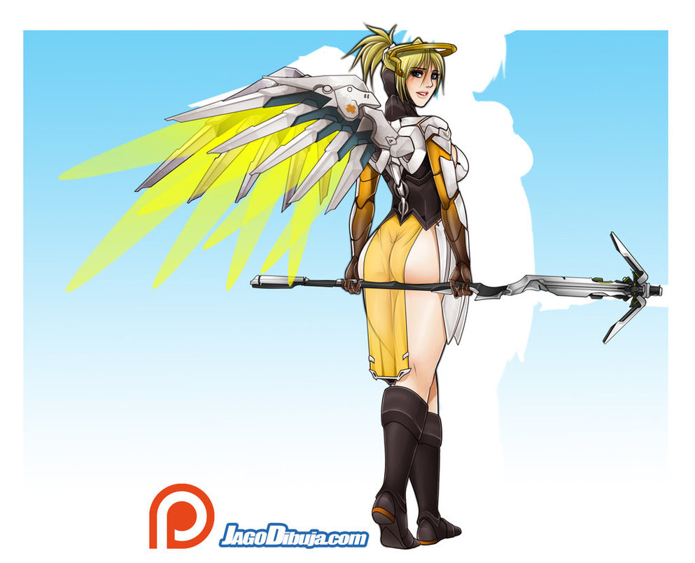 d5c mercy overwatch know your meme