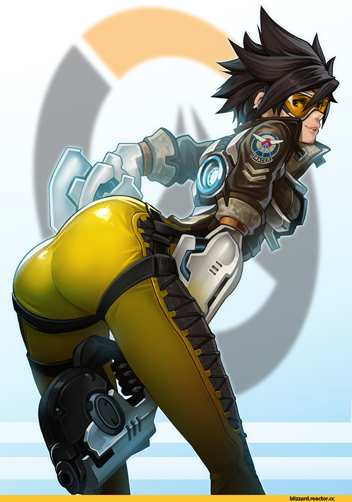 db4 tracer bent over overwatch know your meme