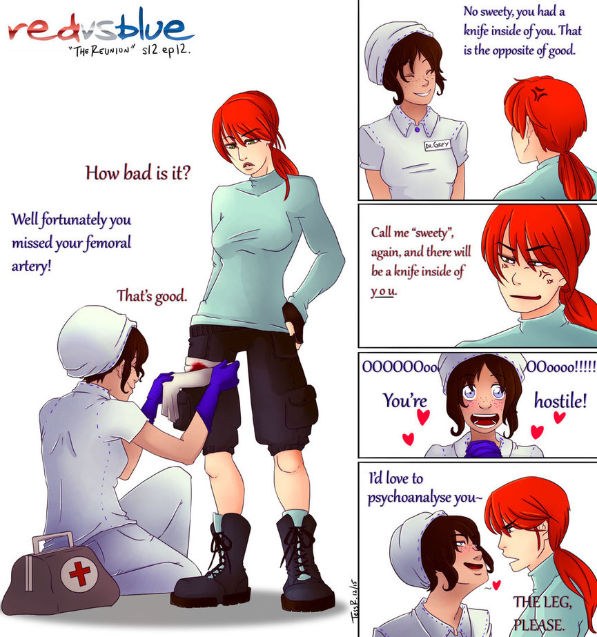 15a dr grey, best waifu imo red vs blue know your meme
