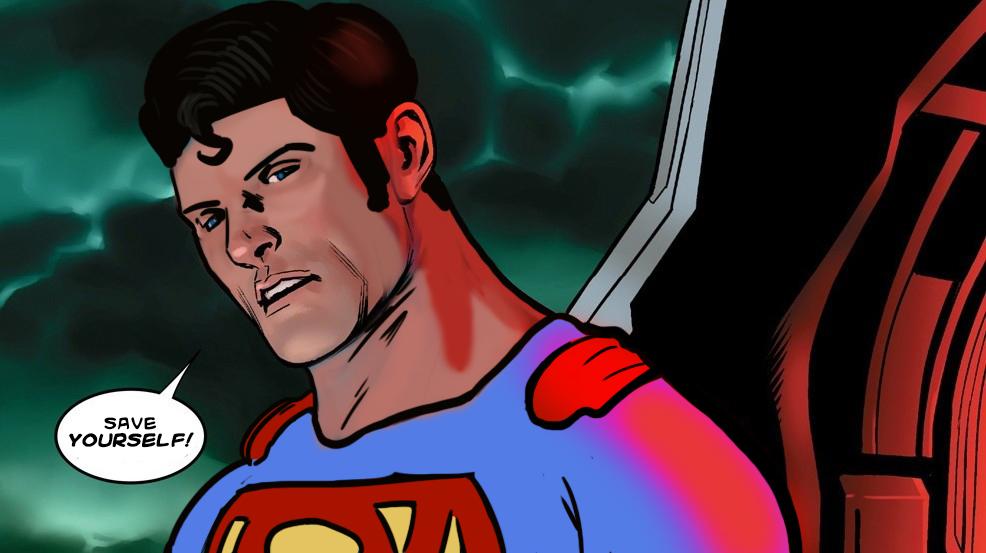 gay kryptonite