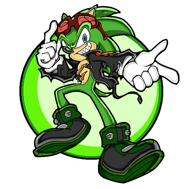 Scourge the Hedgehog | Archie Sonic Comics | Know Your Meme