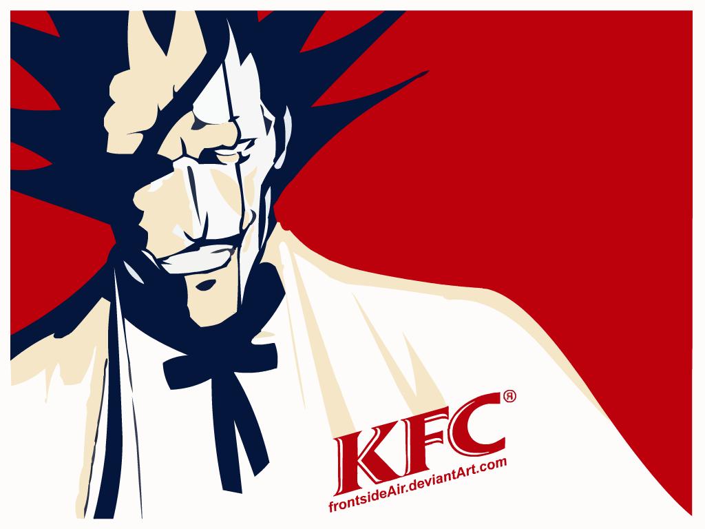 Kfc Guy Funny: Kentucky Fried Chicken (KFC