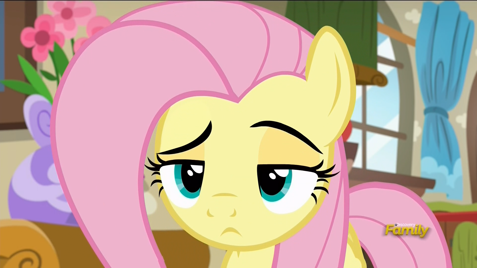 Fluttershy is tired of you shit | My Little Pony ...