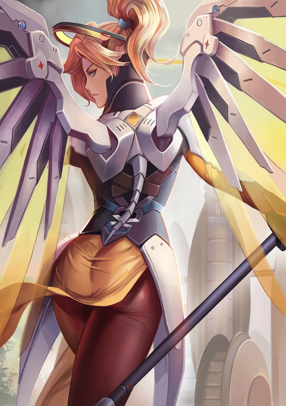mercy ass