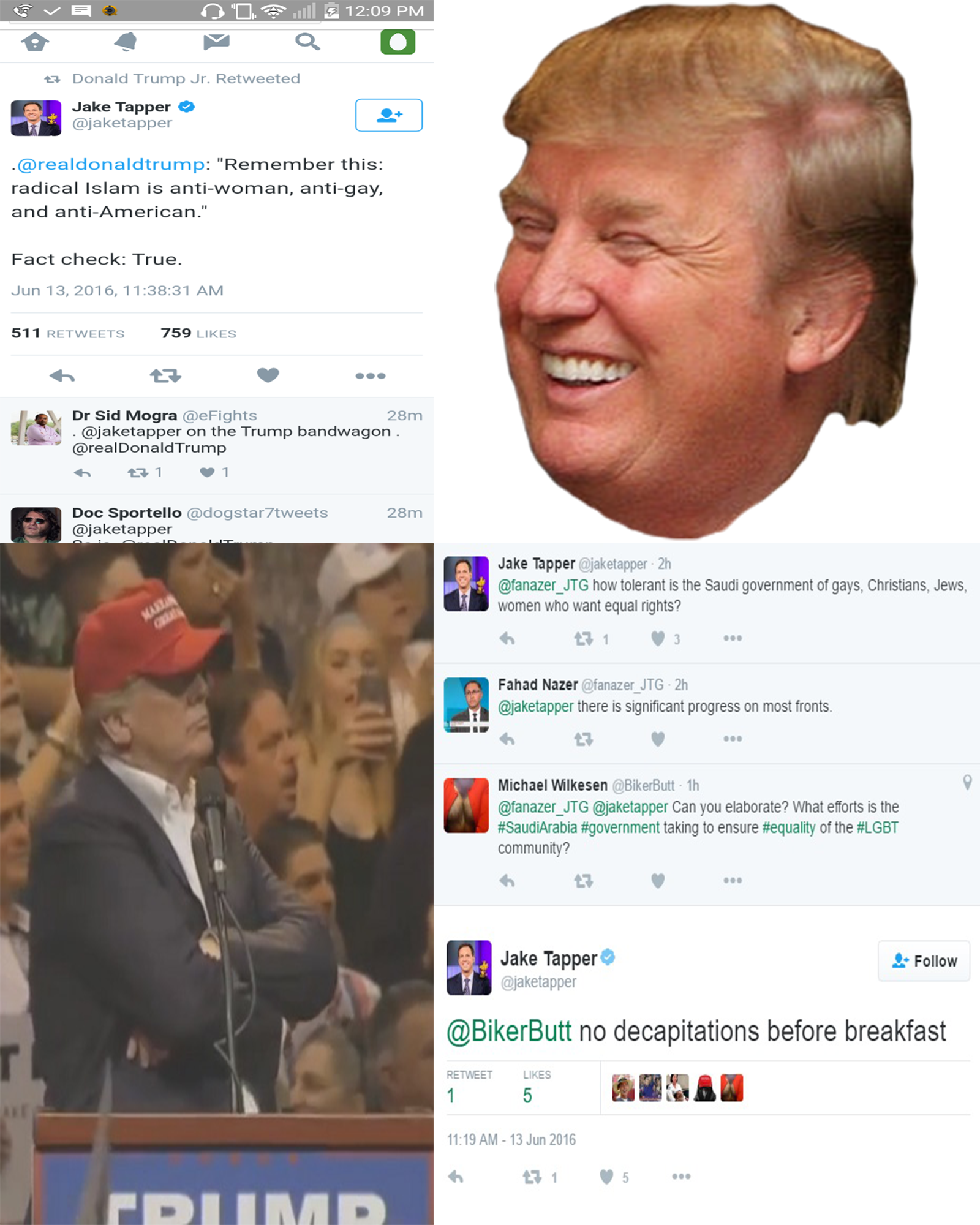 461 saudi arabia donald trump know your meme