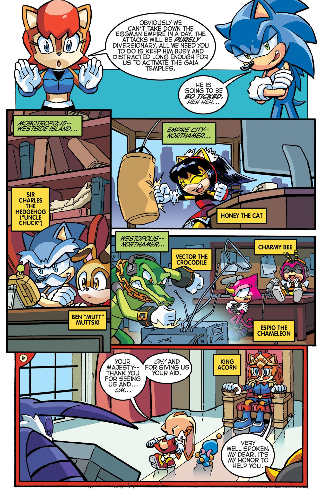 espio the chameleon archie wwwimgkidcom the image