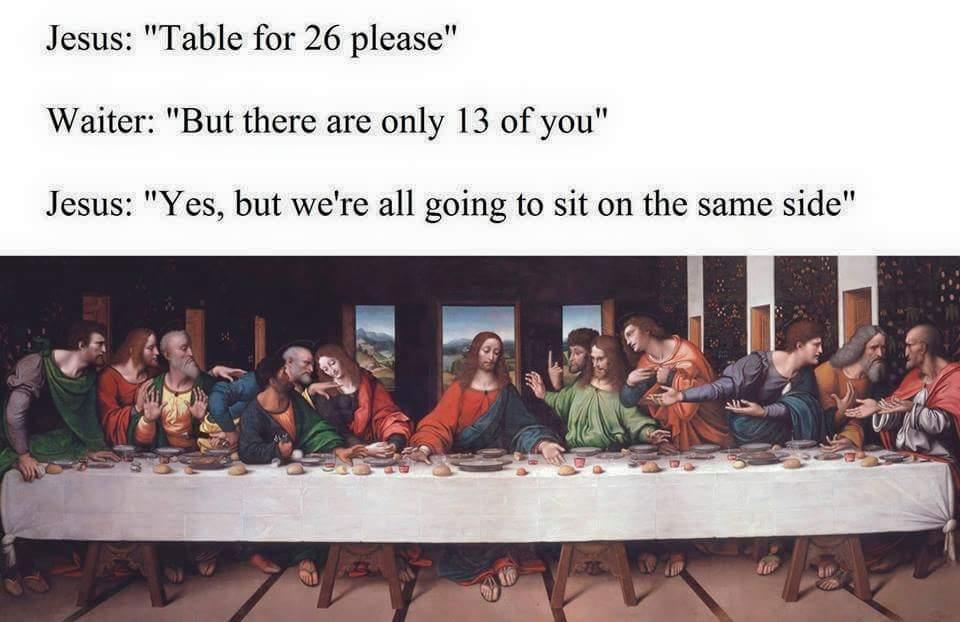 c92 rsvp the last supper parodies know your meme