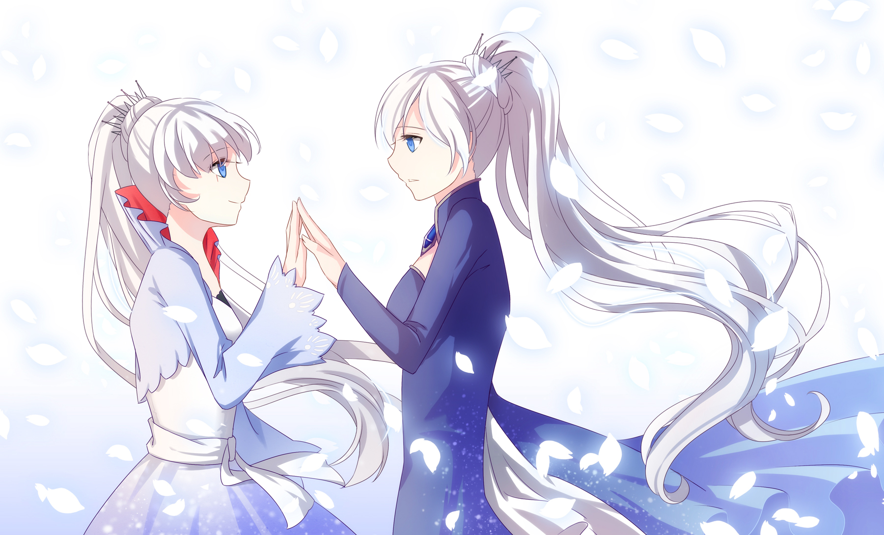 1000+ images about RWBY - Weiss Schnee (Volume 4) on Pinterest