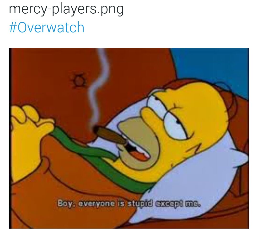 d5c mercy players overwatch know your meme