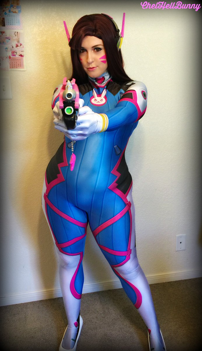 D.va by Chel Hell Bunny   Overwatch   Know Your Meme