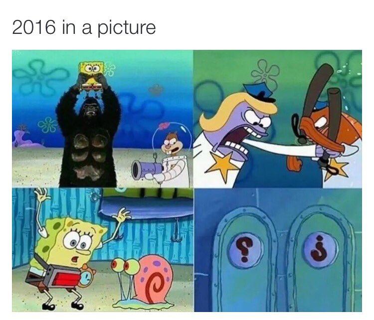 397 2016 spongebob squarepants know your meme