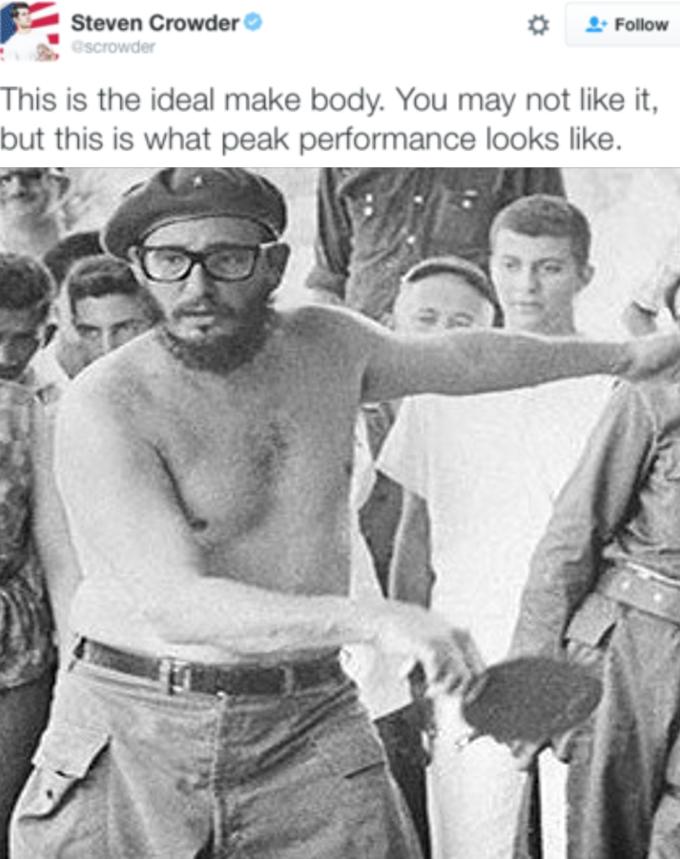 Fidel Castro Meme Black Friday