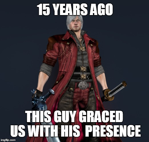 b14 15 years of devil may cry devil may cry know your meme