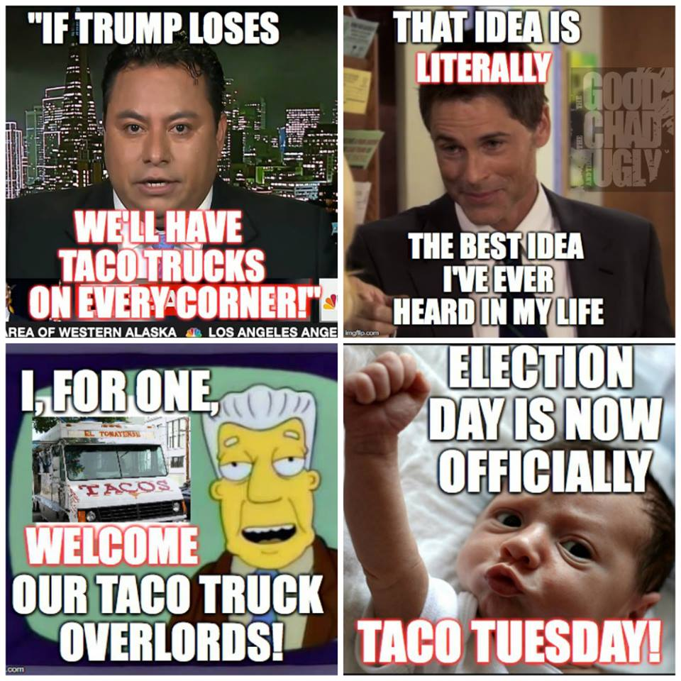 45e taco trucks on every corner tacotrucksoneverycorner know your
