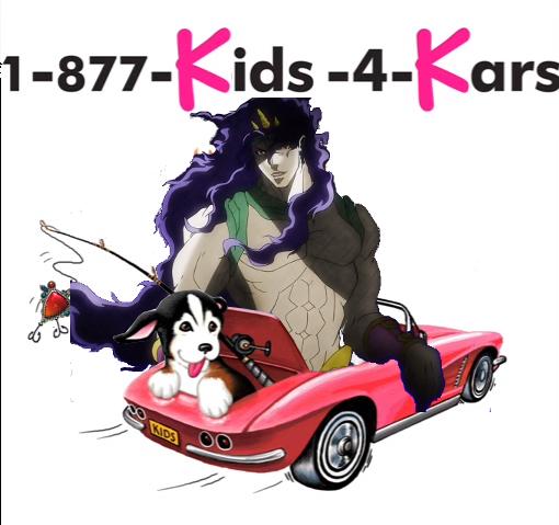 kids 4 kars