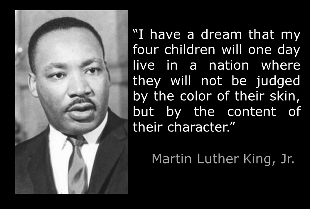 Discrimination Quotes Custom I Have A Dream  Image Quotes  Know Your Meme