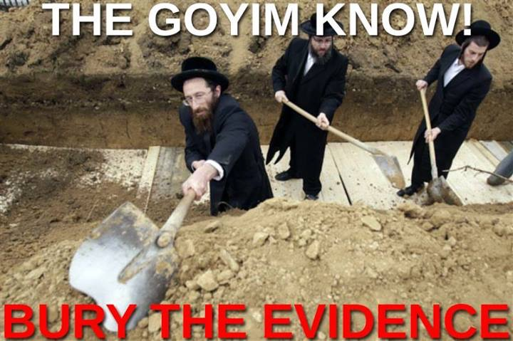 7da bury the evidence the goyim know shut it down know your meme,Shut It Down Meme