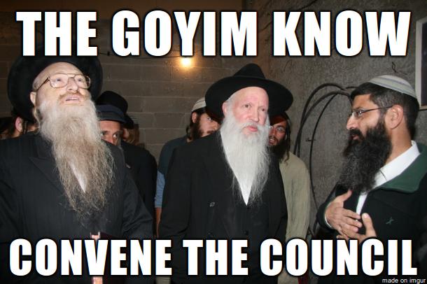 543 convene the council the goyim know shut it down know your meme,Shut It Down Meme