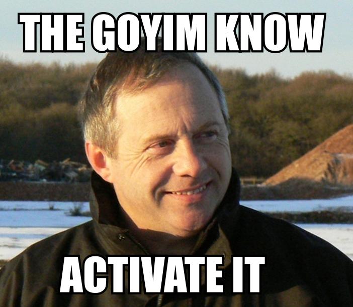 ea8 activate it the goyim know shut it down know your meme,Shut It Down Meme