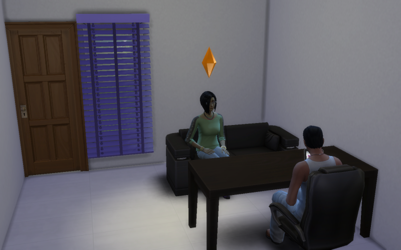 Casting Couch | The Sims | Know Your Meme