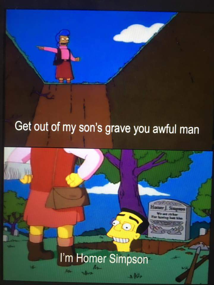 Simpsons mash-ups 18e